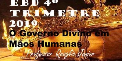 EBD 4º TRIMESTRE 2019