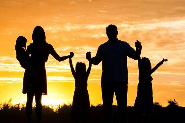 As Bênçãos de Deus para seus filhos