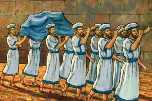 Você é um Levita ?